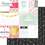 Websters Pages - Happy Collection - 12 x 12 Double Sided Paper - Good Stuff