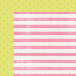 Websters Pages - Painted Passport Collection - 12 x 12 Double Sided Paper - Stars and Stripes