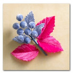 Websters Pages - Sweet Season Collection - Vintage Velvet Berry Bouquet