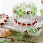Websters Pages - A Botanical Christmas Collection - Self Adhesive Dazzle-Me Gems