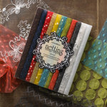 Websters Pages - Designer Trim and Ribbons - Vintage Inspired Netting - Assortment 2