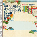 Websters Pages - Spring Market Collection - 12 x 12 Paper Sampler Kit