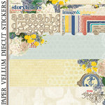Websters Pages - Yacht Club Collection - 12 x 12 Paper Sampler Kit