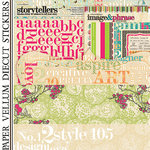 Websters Pages - Trendsetter Collection - 12 x 12 Paper Sampler Kit