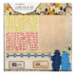 Websters Pages - Western Romance Collection - 12 x 12 Paper Sampler Kit