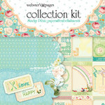 Websters Pages - Sunday Picnic Collection - 12 x 12 Paper Sampler Kit