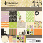 Websters Pages - Once Upon a Halloween Collection - 12 x 12 Collection Pack