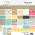 Websters Pages - Composition and Color Collection - 12 x 12 Collection Pack