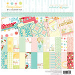 Websters Pages - Party Time Collection - 12 x 12 Collection Pack