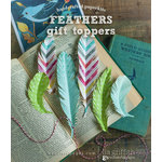 Websters Pages - Nest Collection - Handcrafted Toppers - Feathers