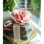 Websters Pages - Nest Collection - Handcrafted Toppers - Rose