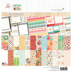 Websters Pages - Hall Pass Collection - 12 x 12 Paper Collection Pack