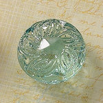Websters Pages - Sparklers - Non Adhesive Designer Buttons - Medallion - Small - Aqua