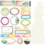 Websters Pages - Nest Collection - Memory Pockets and Labels Kit