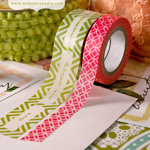 Websters Pages - Modern Romance Collection - Washi Tape Set