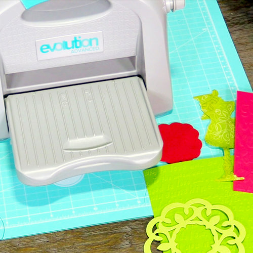 We R Memory Keepers - Evolution Advanced Die Cutting Tool