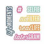 We R Memory Keepers - Albums Made Easy Die - Instagram - Words