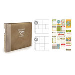 We R Memory Keepers - Albums Made Easy - 12 x 12 Missionary Album Kit - Elder