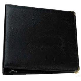 Hiller 3 Ring Albums - 8.5 x 11 Black