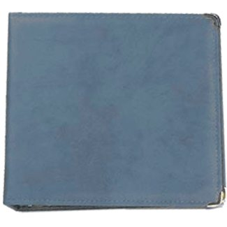 Hiller 3 Ring Albums - 12 x 12 Cottage Blue