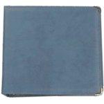 Hiller 3 Ring Albums - 12 x 12 Cottage Blue