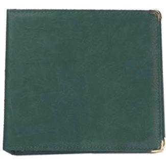 Hiller 3 Ring Albums - 12 x 12 Hunter Green