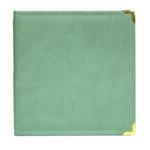 Hiller 3 Ring Albums - 8.5 x 11 - Sage Green