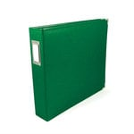 We R Memory Keepers - Classic Leather - 8.5 x 11 - Three Ring Albums - Clover