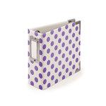 We R Memory Keepers - 4 x 4 - Instagram Albums - Neon Purple