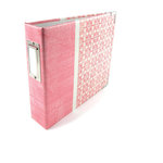 We R Memory Keepers - Retrospect Collection - 6 x 6 - Two Ring Albums - Bloom