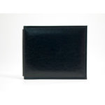 We R Memory Keepers - Classic Leather - 6x6 - Post Bound Albums - Black