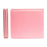 We R Memory Keepers - Classic Leather - 6x6 - Post Bound Albums - Pretty Pink