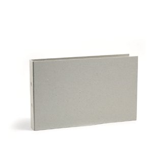 We R Memory Keepers - Raw Goods Collection - 4x6 Mini Album Ring - with 10 page protectors