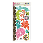 We R Memory Keepers - Tiffanys Collection - Embossed Cardstock Stickers - Tiffanys