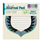 We R Memory Keepers - Teen Angst Collection - Die Cut Journaling Pad