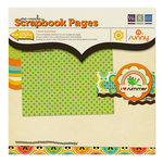We R Memory Keepers - 72 and Sunny Collection - 12 x 12 Pre-made Scrapbook Pages - I Love Summer