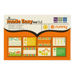 We R Memory Keepers - 72 and Sunny Collection - 4 x 6 Albums Made Easy Pad
