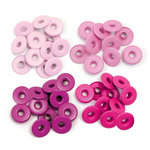 We R Memory Keepers - Eyelets - Wide - Pink