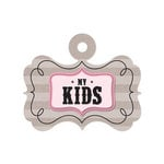 We R Memory Keepers - Embossed Tags - My Kids