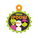 We R Memory Keepers - Embossed Tags - Little Spooks