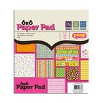 We R Memory Keepers - Peep Collection - Easter - 6 x 6 Paper Pad, BRAND NEW