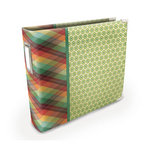 We R Memory Keepers - Travel Light Collection - 8 x 8 - Three Ring Albums