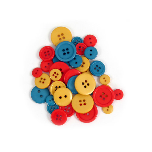 We R Memory Keepers - Fiesta Collection - Buttons