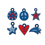 We R Memory Keepers - Yankee Doodles Collection - Soft Charms