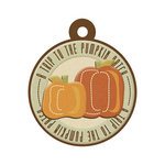 We R Memory Keepers - Autumn Splendor Collection - Embossed Tags - Pumpkin Patch