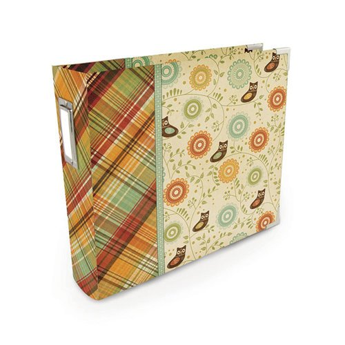 We R Memory Keepers - Autumn Splendor Collection - 6 x 6 - Two Ring Album