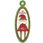 We R Memory Keepers - Peppermint Twist Collection - Christmas - Embossed Tags - No Peeking