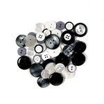 We R Memory Keepers - Vintage T Collection - Designer Buttons