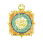 We R Memory Keepers - Good Day Sunshine Collection - Embossed Tags - Best Friends