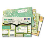 We R Memory Keepers - Good Day Sunshine Collection - 4 x 6 Albums Made Easy Pad